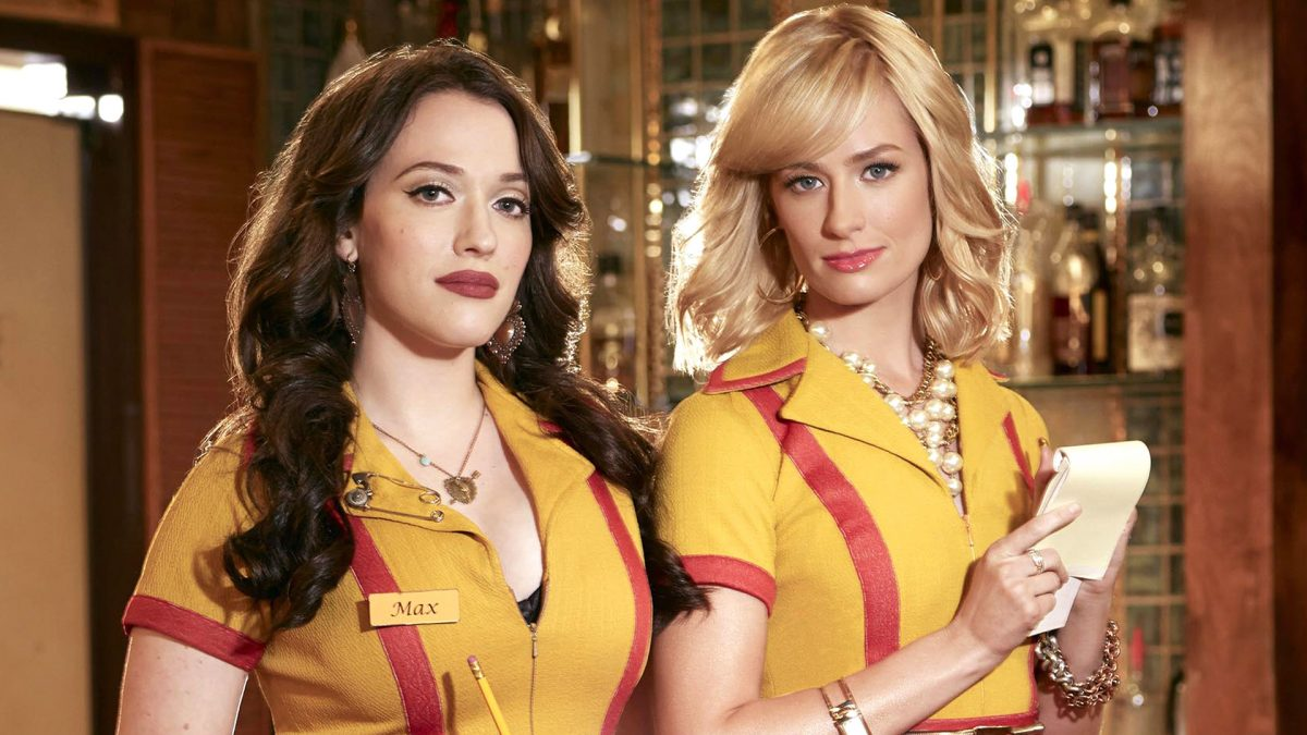 "7 lessons entrepreneurs can learn from the sitcom ""2 Broke Girls"""