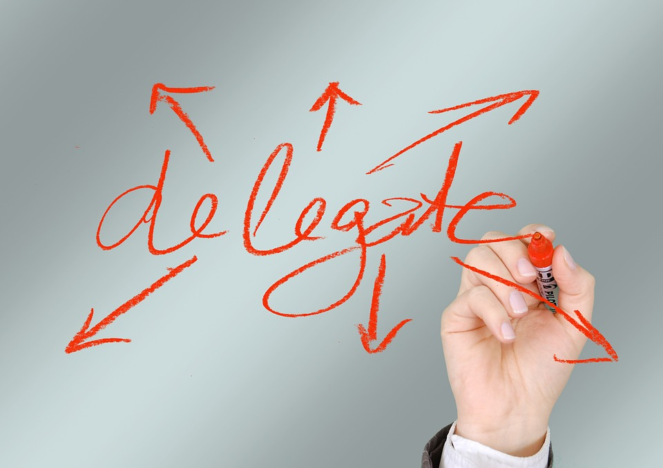 3 Benefits of delegating