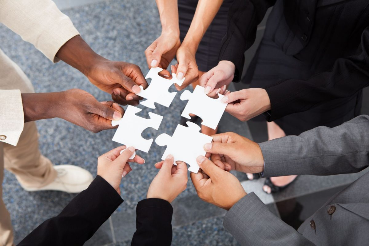 How to build a strong team of employees